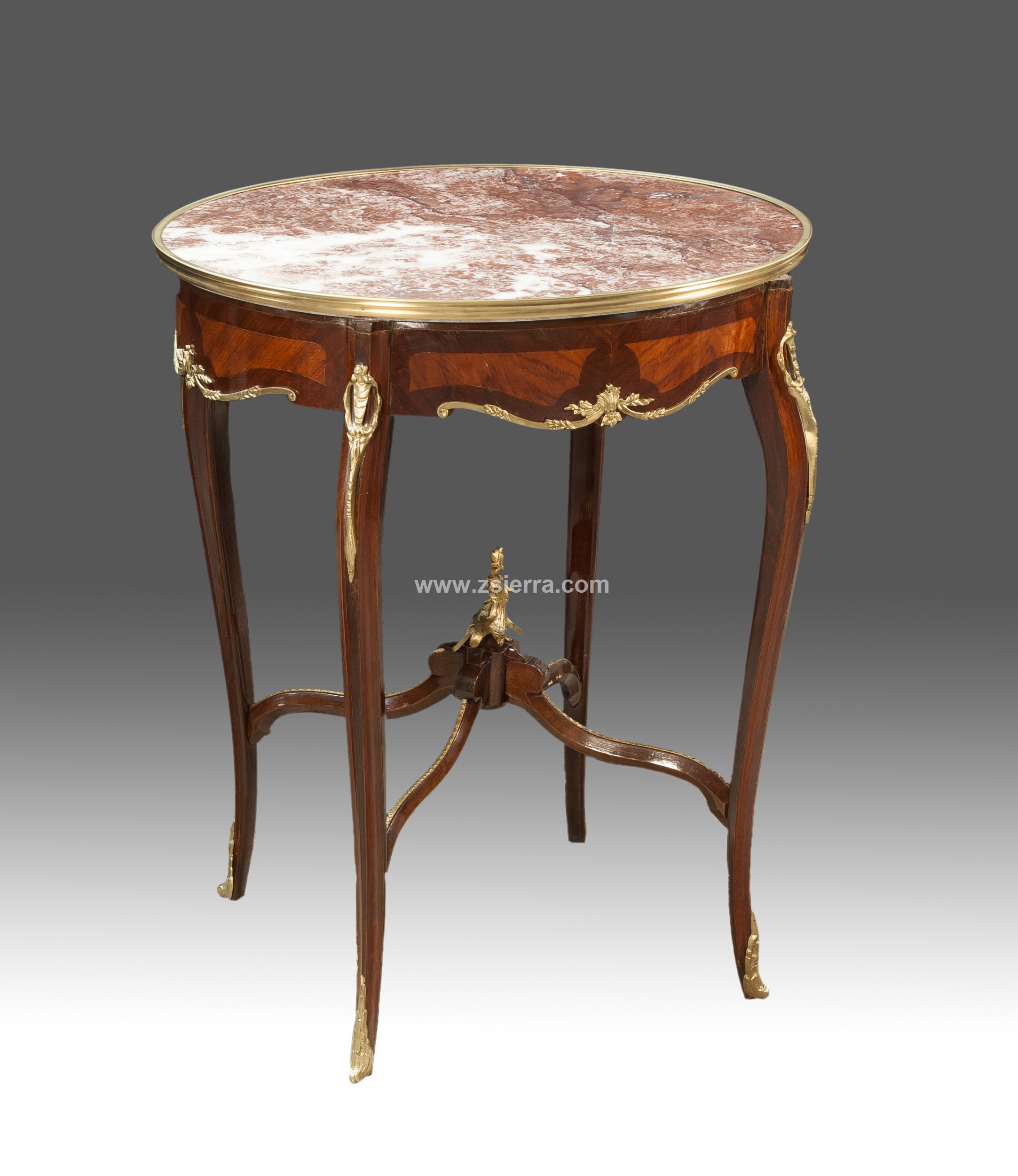 SIDE TABLE, LOUIS XVI STYLE.