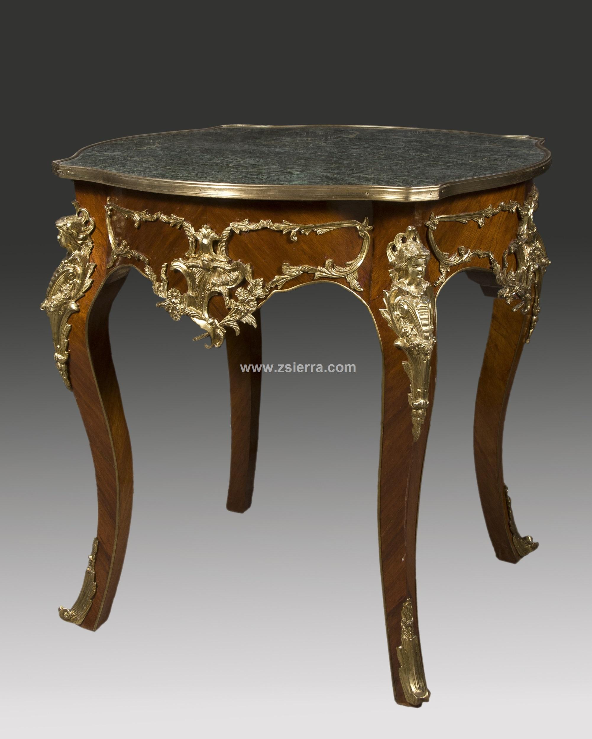 Z sierra antig edades y objetos de decoraci n mesa de for Mesas de centro antiguas