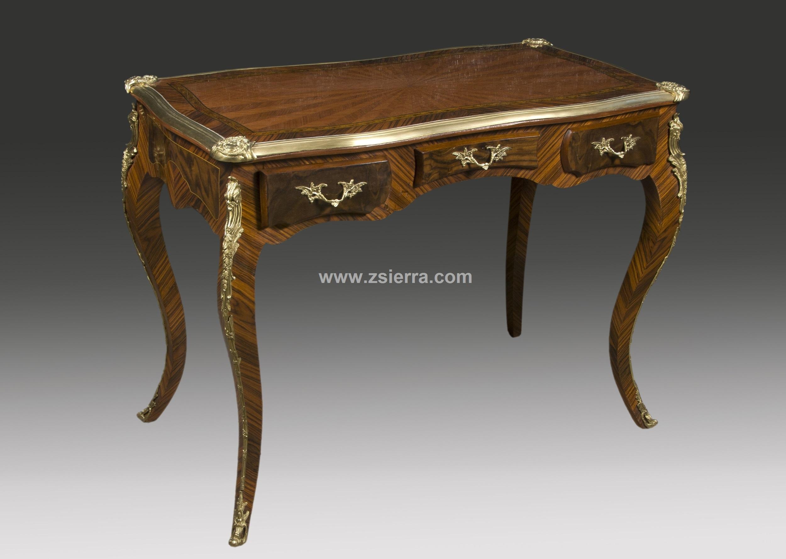 Mesa escritorio clasica mobili rebecca escritorio mesa de - Mesa escritorio clasica ...