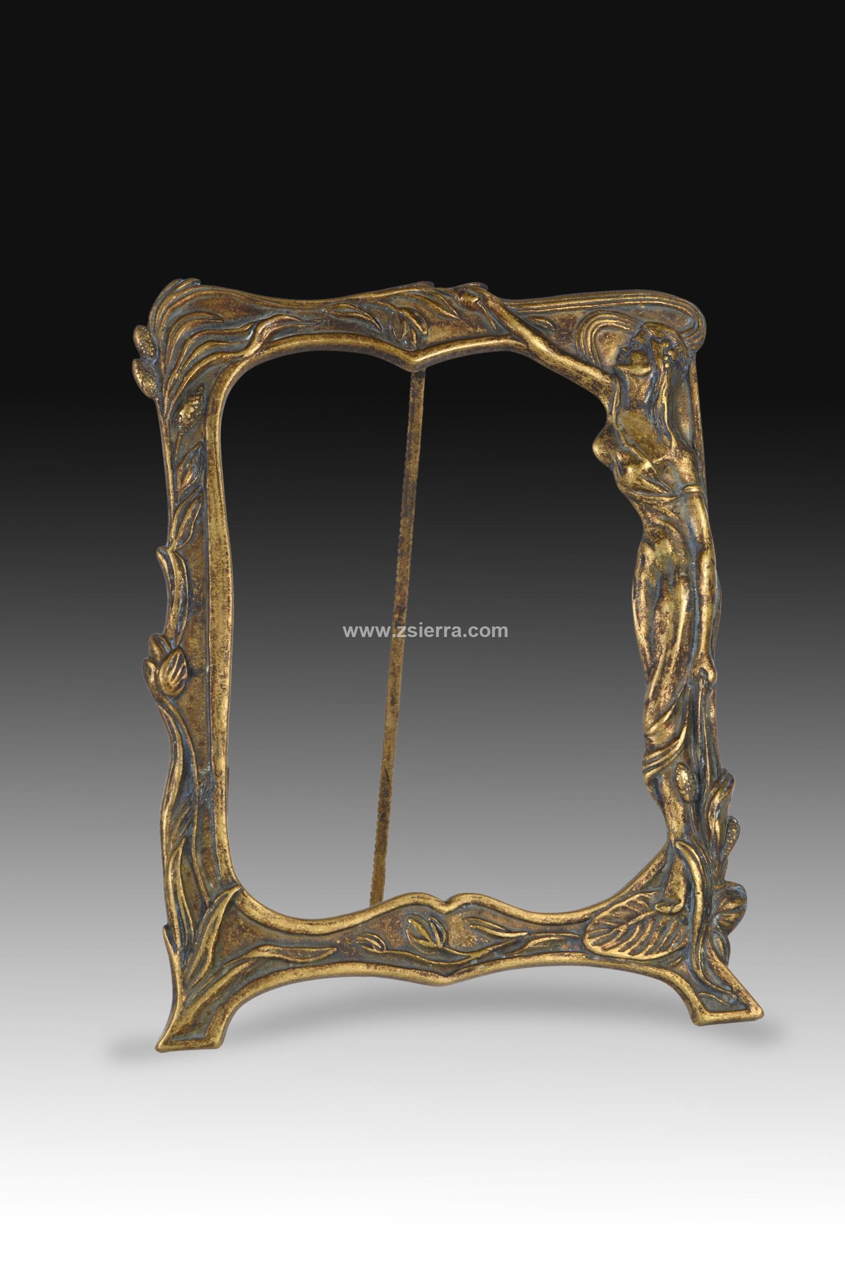 Z sierra antig edades y objetos de decoraci n marco for Decoracion art nouveau
