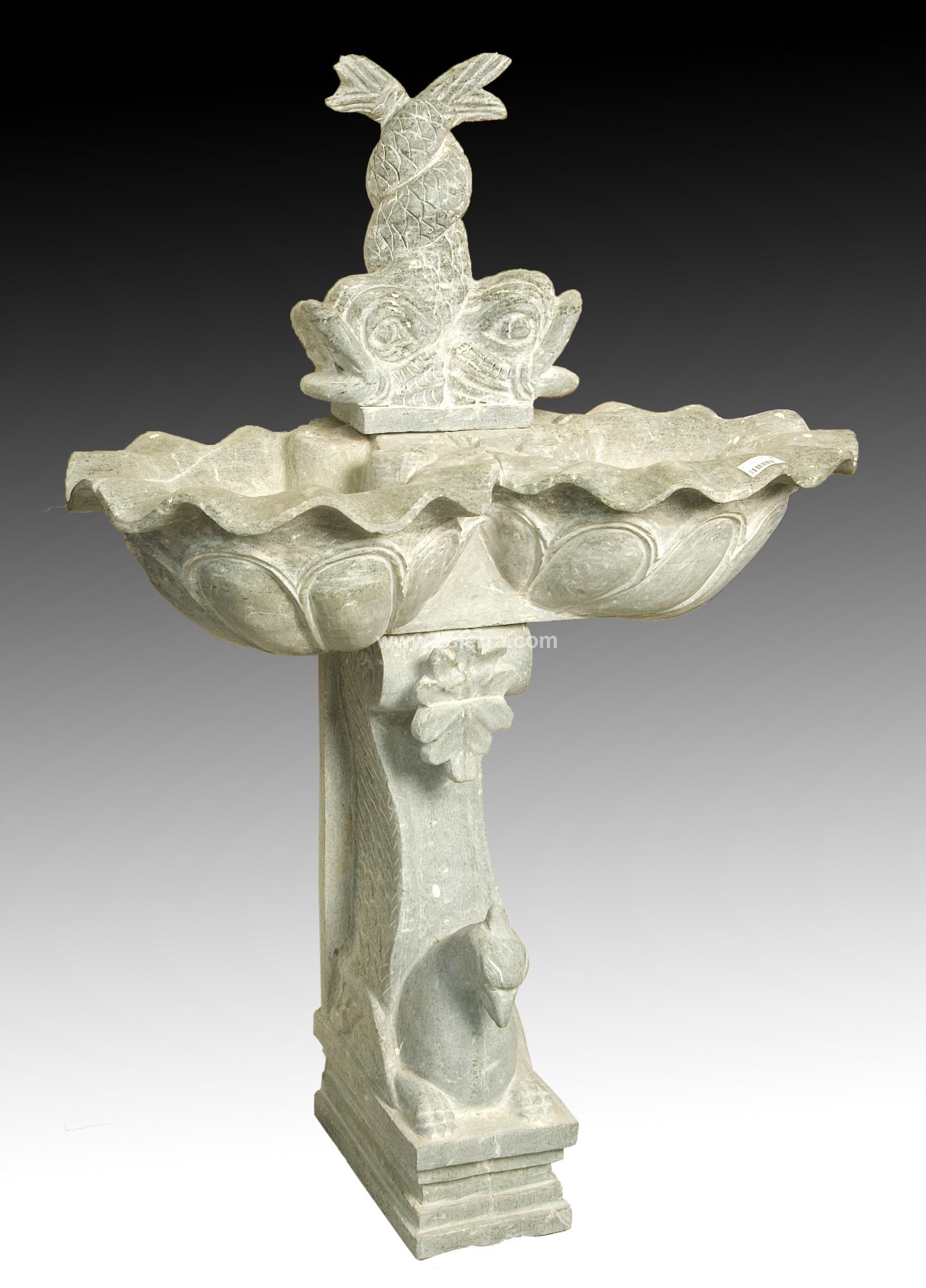 Z sierra antig edades y objetos de decoraci n fuente - Esculturas decoracion ...