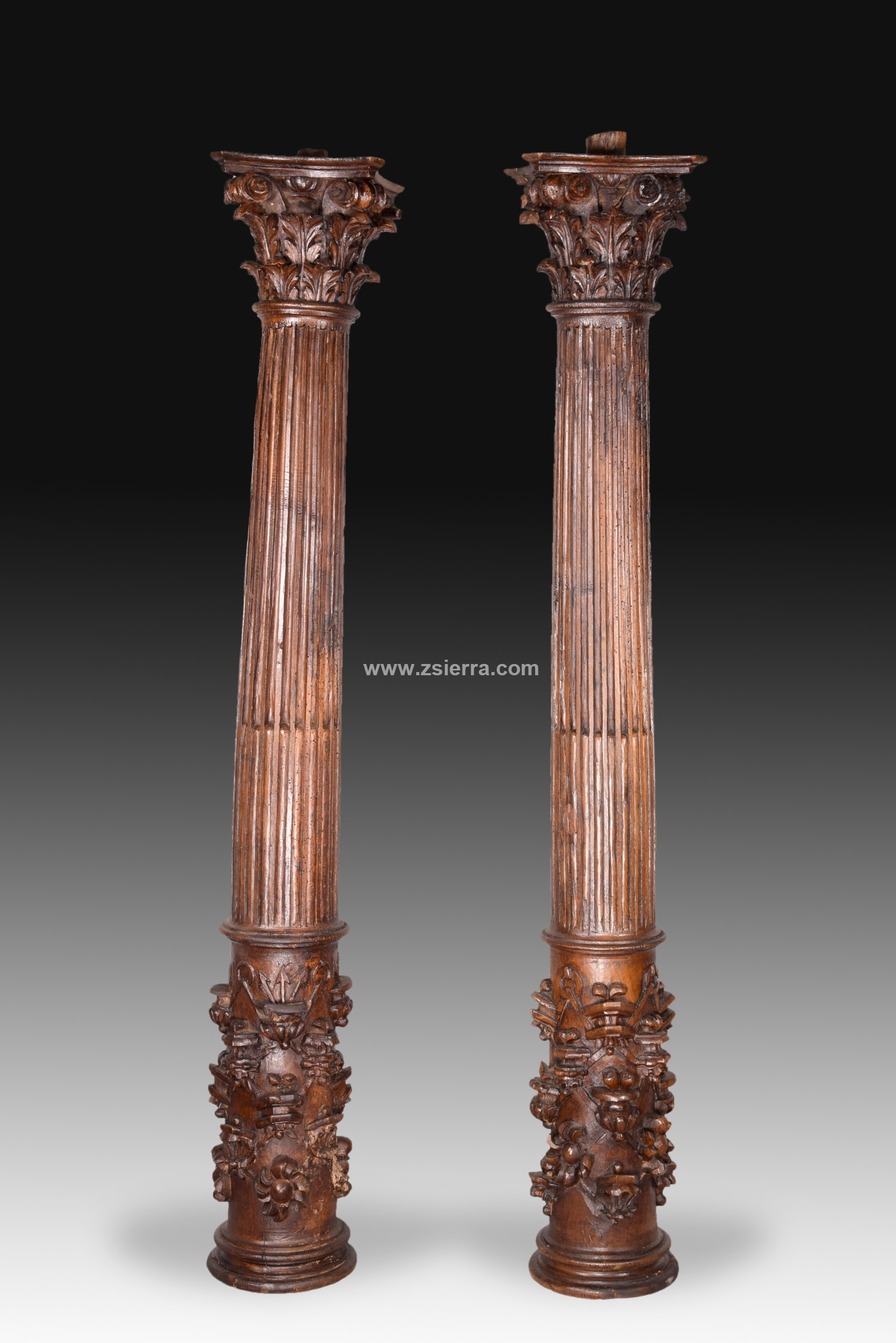 Architectural wood columns home design for Architectural wood columns