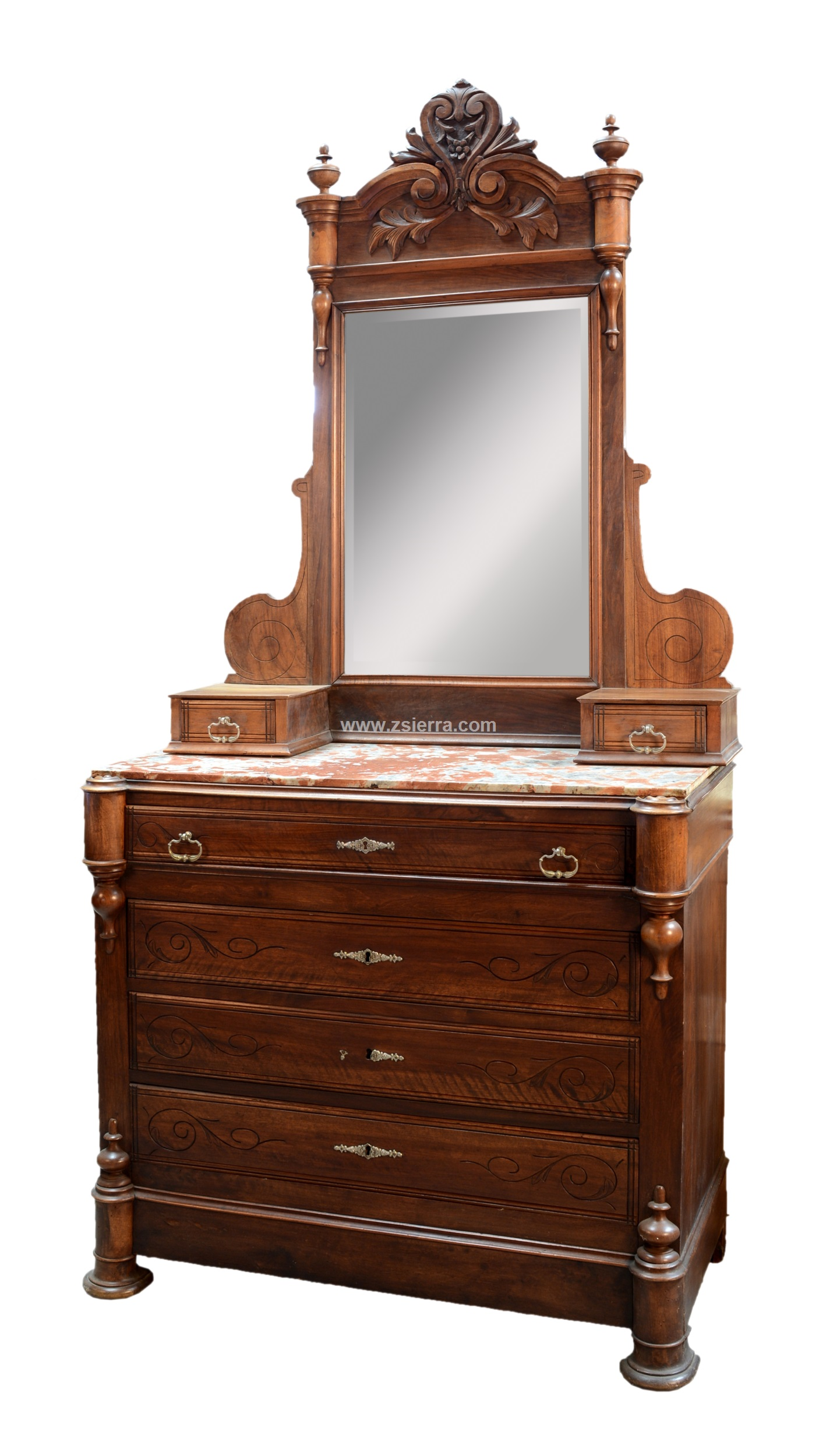 Z Sierra Antiques And Decorative Objects Commode With