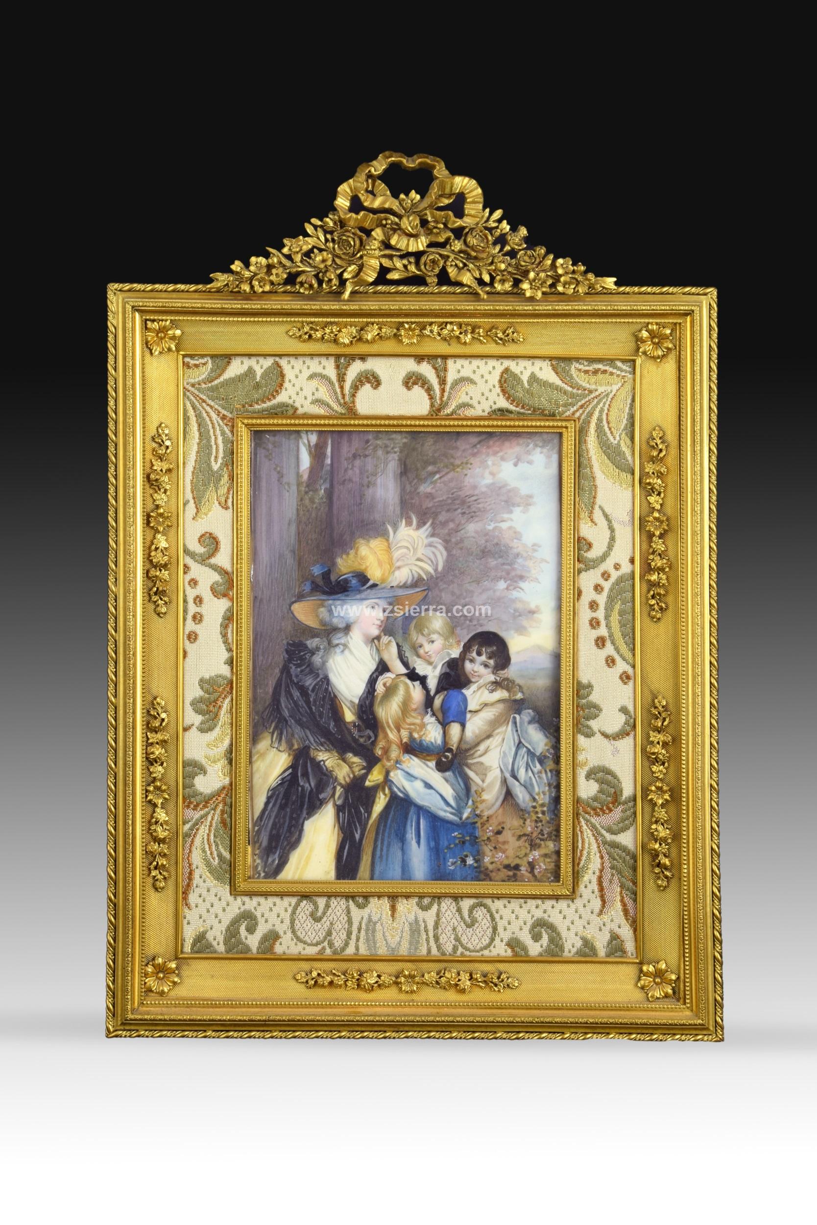 Z. Sierra · Antigüedades y Objetos de decoración · MINIAURA S ...
