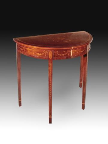 Z sierra antig edades y objetos de decoraci n mesa de - Estilos de mobiliario ...