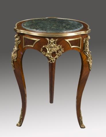 Z sierra antig edades y objetos de decoraci n mesa de for Mesita para telefono
