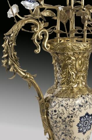 Z sierra antig edades y objetos de decoraci n jarron for Jarrones persas
