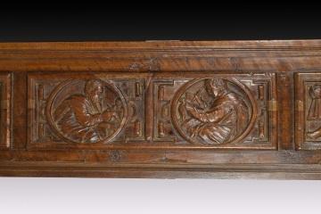 Z sierra antig edades y objetos de decoraci n b squeda de art culos - Paneles decorativos madera tallada ...
